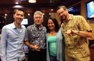 Hawaii Dinner 2014